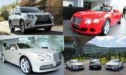 Đại gia Hà thành gây choáng: Mỗi tuần một siêu xe triệu đô