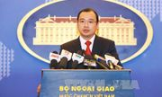 Yêu cầu Trung Quốc rút ngay giàn khoan 981 khỏi cửa Vịnh Bắc Bộ