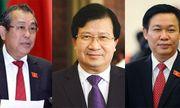 Trình Quốc hội phê chuẩn 3 Phó thủ tướng và 18 thành viên Chính phủ