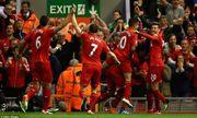 Liverpool 4-0 Everton: Klopp thắng trận derby Merseyside đầu tiên