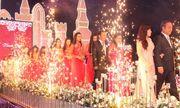 Không phạt đại gia bắn pháo hoa trong đám cưới con gái