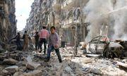 Nga-Mỹ nhất trí cơ chế ngừng bắn ở Syria