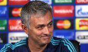 Mourinho ký hợp đồng với MU trong hôm nay