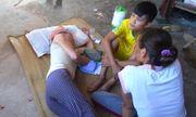 Nỗi đau người nhà nạn nhân trong vụ nổ xe khách tại Lào