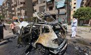 Nữ sinh 16 tuổi mất chân vì nổ bom khủng bố