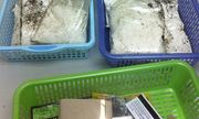 Bắt nhanh hai đối tượng vận chuyển ma túy vào Việt Nam