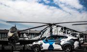 """Mãn nhãn BMW X6 phiên bản """"chiến trường"""""""