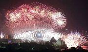 Màn bắn pháo hoa ngoạn mục chào năm mới 2014 của Sydney