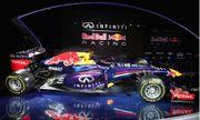 Siêu phẩm đường đua F1 của Red Bull