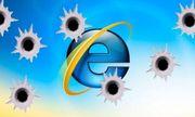Cảnh báo: Trình duyệt IE gặp lỗi bảo mật nguy hiểm