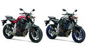 Công bố giá mô tô Yamaha FZ-07 mới