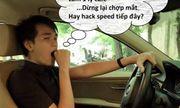 Làm gì để hết buồn ngủ khi lái xe?