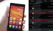 Video chứng minh điện thoại Xiaomi đang theo dõi người dùng