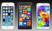 Top 5 smartphone có cấu hình mạnh nhất hiện nay
