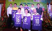Hồng Sơn cùng dàn sao tham dự CLB bóng đá Ngôi sao Việt