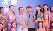 Châu Tinh Trì uể oải đứng giữa dàn mỹ nhân bikini