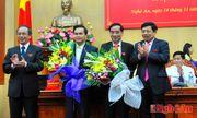 Họp bất thường, Nghệ An có 2 phó chủ tịch tỉnh mới