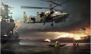 Clip: Trực thăng Ka-52K - Sức mạnh 'Khắc tinh' mọi chiến hạm