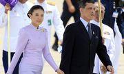 Vương phi Thái Lan từ bỏ tước vị sau bê bối tham nhũng
