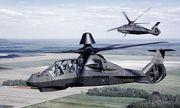 Khám phá nguyên mẫu trực thăng tàng hình tối tân của Mỹ