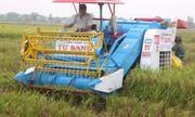 Cơ giới hóa nông nghiệp: Cần đồng bộ chính sách