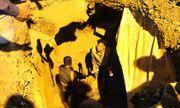 'Hố tử thần' sâu hơn 5m xuất hiện tại Sài Gòn