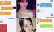 Gã đàn ông dùng ảnh nữ sinh lừa tiền hơn 40 khách làng chơi  trực tuyến