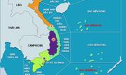 Xuất hiện vùng áp thấp mới ở Bắc Biển Đông