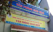 Rút giấy phép Trung tâm Dạy nghề và Bảo trợ xã hội Ngọc Thoa
