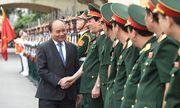Kiên quyết không chấp nhận tư tưởng 'phi chính trị hóa' lực lượng vũ trang