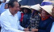 Phó Thủ tướng Trương Hòa Bình gặp gỡ ngư dân Quảng Bình