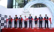 TOTO chính thức khai trương showroom đầu tiên do hãng điều hành