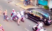 Truy bắt nhóm côn đồ đi ô tô truy sát kinh hoàng ven Sài Gòn