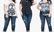 Mách bạn 3 cách chọn áo cho người béo
