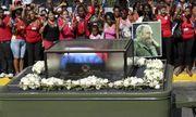 Cuba sẽ cấm xây dựng các tượng đài mang tên Fidel Castro