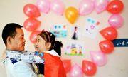 Xúc động người cha tổ chức đám cưới trong mơ cho con gái bé nhỏ của mình