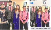 Con gái cắt hình mẹ ra khỏi bức ảnh và phản ứng bất ngờ của bà mẹ