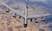 Máy bay B-52 Mỹ bị rơi động cơ khi đang bay huấn luyện