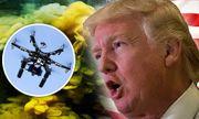 Nguy cơ tấn công bằng máy bay trong ngày lễ nhậm chức của ông Donald Trump