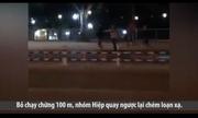 Hàng chục thanh niên truy sát giữa đường ở Đồng Nai