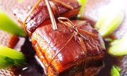Vào bếp làm món thịt kho Đông Pha huyền thoại của Trung Quốc