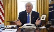 Tổng thống Trump tuyên bố Trung Quốc