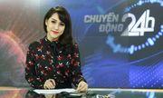 BTV Trúc Mai nghỉ việc tại VTV