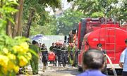 Biệt thự bốc cháy giữa trưa, cụ bà 67 tuổi thiệt mạng