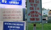 Cười 'té ghế' với loạt biển cảnh báo chỉ có ở Việt Nam