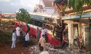 Khởi tố vụ tai nạn giữa xe Thành Bưởi và Phương Trang khiến 2 người chết