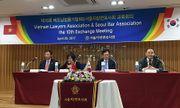 Luật gia Việt-Hàn trao đổi kinh nghiệm tham gia xây dựng pháp luật