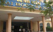 20 thanh niên lao vào Bệnh viện Đại học Y Hà Nội đánh bệnh nhân nguy kịch