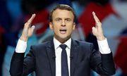 Bầu cử Tổng thống Pháp: Ông Macron đang thắng thế