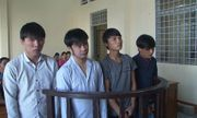 4 thanh niên lãnh án tù vì làm bé gái 15 tuổi có thai